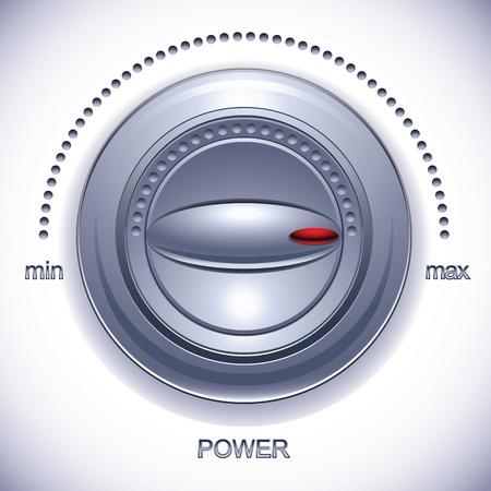 calibration: Power Knob calibration Illustration