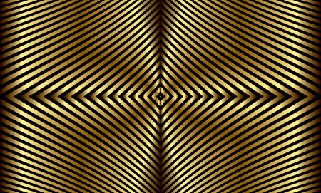 simplistic: Golden stripes simplistic background