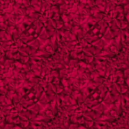 gem: Ruby gem texture seamless pattern.