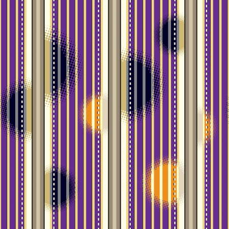fibber: Lined seamless pattern