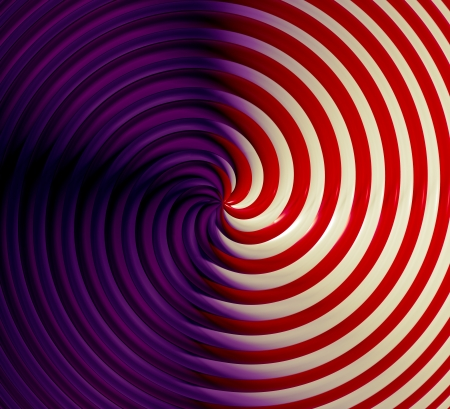 Spiral background, 3d  photo