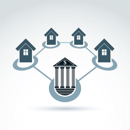 investir dans l'immobilier banque