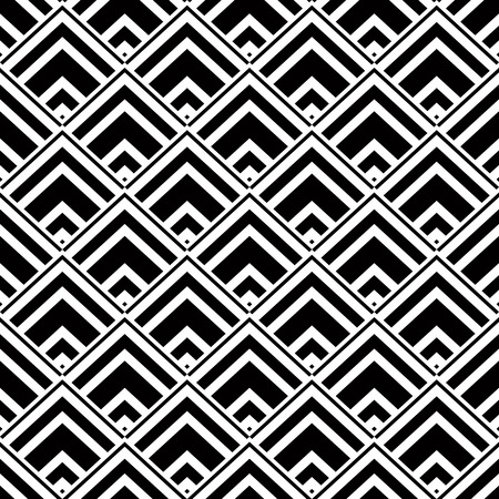 simplistic: Seamless geometric background, simple black and white stripes vector pattern, accurate, editable and useful background for design or wallpaper.
