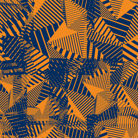 охватывающей: Пастель геометрический полосатый узор бесшовные, оборванный бесконечных фон вектор. Аннотация покрытие с параллельными линиями.