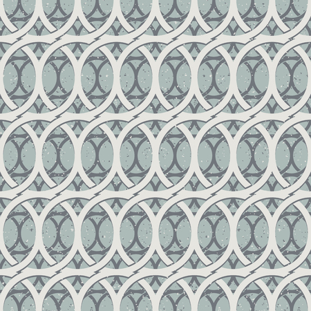 netting: Vintage style netting seamless pattern with grunge texture, vector background.