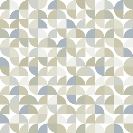 Old style tiles seamless background, vector pattern design. Seamless pattern.