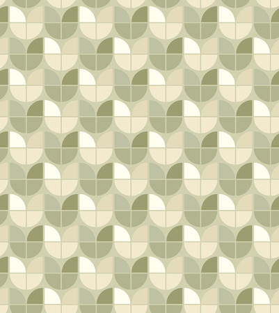 pale colors: Seamless geometric tiles, vector seamless abstract background in pale colors.