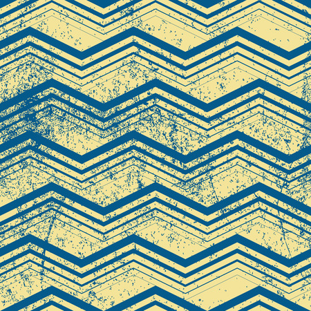 dirt texture: Disegno geometrico vintage con trama sporcizia, vettore vecchio stile di sfondo. Vettoriali