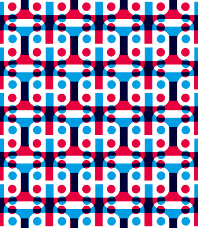 eps 10: Abstract geometric background, seamless pattern, vector background, eps 10. Illustration