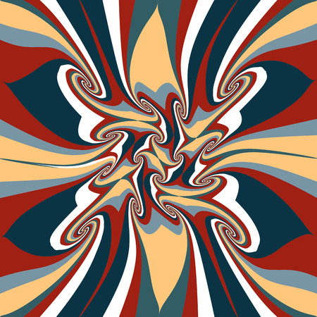 marvel: Colorful striped fabulous mix background, elegant rainbow wallpaper. Illustration