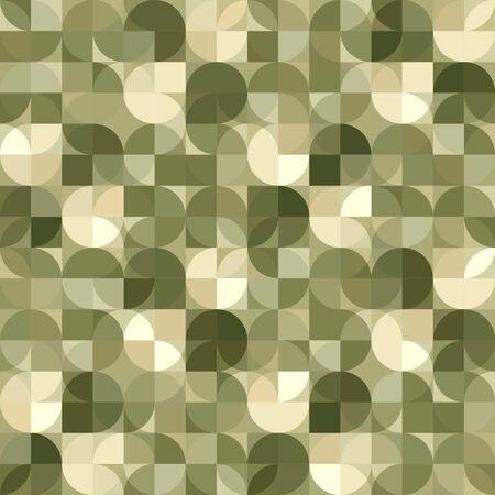 illusory: Vector de fondo geom�trico, modelo abstracto sin fisuras ilusoria.