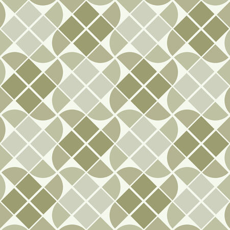 covering cells: Vector geometric neutral background, abstract seamless pattern. Illustration