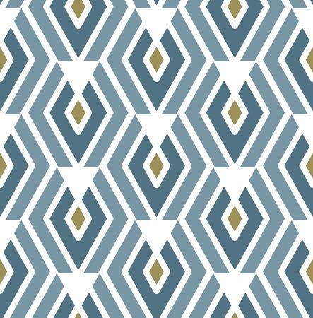 Bright rhythmic textured endless pattern, symmetric continuous creative textile, geometric motif background. Vector