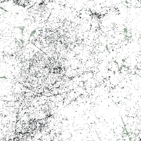 Seamless rusty grunge texture, vector background.