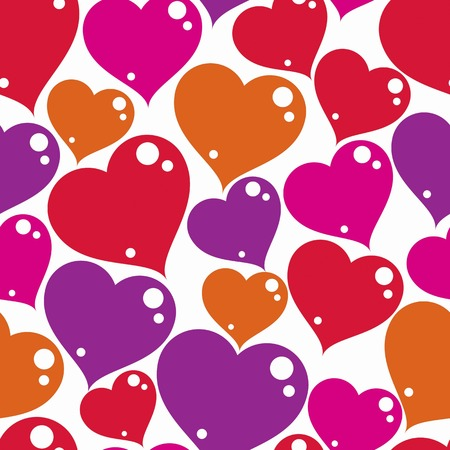 valentine s day background: Valentine's day conceptual art backdrop, loving hearts. Love theme seamless background, beautiful valentine.
