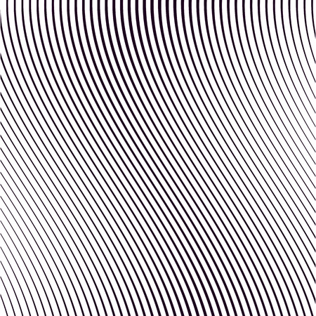 trance: Moire pattern, monochrome background with trance effect. Optical illusion, creative black and white graphic backdrop.