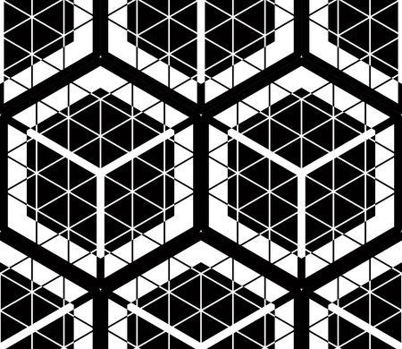 entwine: Astratto vettore sfondo infinito contemporanea, tridimensionale modello ripetuto. Decorative entwine ornamento grafico.