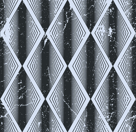 tiling background: Rhombus seamless pattern, abstract geometric tiling background, vector illustration. Illustration