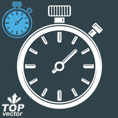 interim: classic stopwatch, invert version included