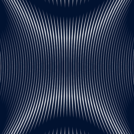 lined: Abstract lined background, optical illusion style