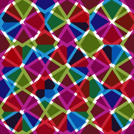 kifejező: Geometric messy lined seamless pattern, bright transparent vector endless background. Decorative expressive motif overlay texture.
