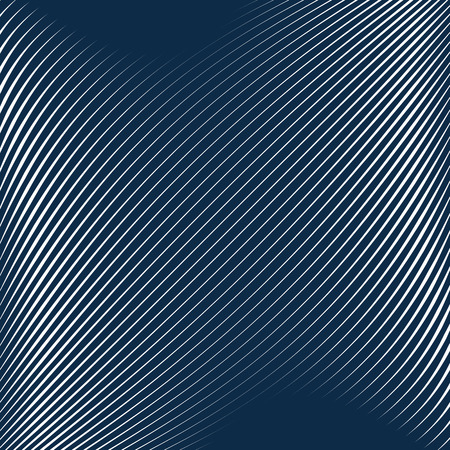 tiling: Noisy contrast lined backdrop, tiling with visual effects. Moire art technique. Illustration