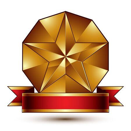 complicated: Complicated vector golden design