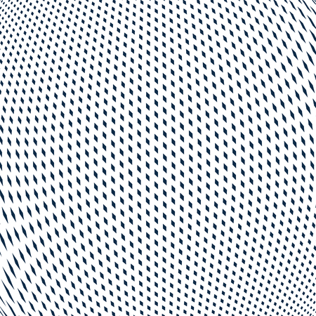 lined: Abstract lined background, optical illusion style. Chaotic lines creating geometric pattern with visual effects.