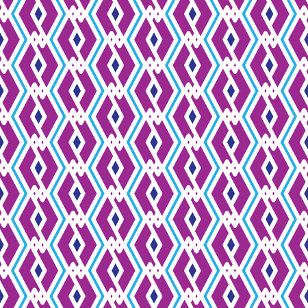 intertwine: Bright rhythmic textured endless pattern, vertical continuous intertwine textile, geometric motif background with splicing ornament.