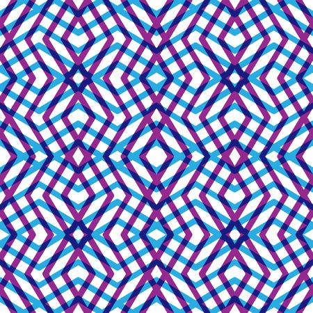 kifejező: Geometric messy lined seamless pattern, bright transparent vector endless background. Decorative maze expressive motif overlay texture.
