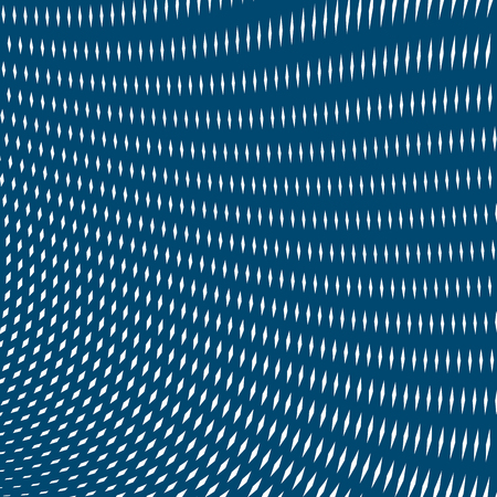 moire: Black and white moire lines, striped  psychedelic background.  Op art style contrast vector pattern.