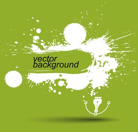 contraste lumineux web éclaboussé motif de répétition de design, art encre blob, dessin pinceau. Smudge graffiti fond transparent coloré.