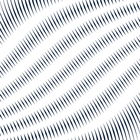 optical illusion: Moire pattern, monochrome background with trance effect. Optical illusion, creative black and white graphic vector backdrop.