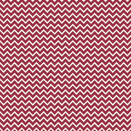 interlace: Red vector endless pattern created with thin zigzag stripes, seamless composition. Continuous interlace texture can be used as website background and as wrapping paper.