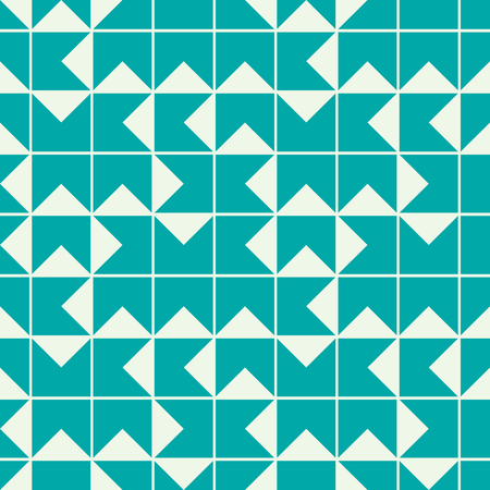 cor: Vector endless pattern composed with geometric shapes. Graphic tile with ornamental texture can be used in textile and design.