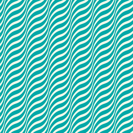 undulate: Vector ornamental continuous background made using undulate diagonal stripes. Bright composition can be used as wallpaper pattern.