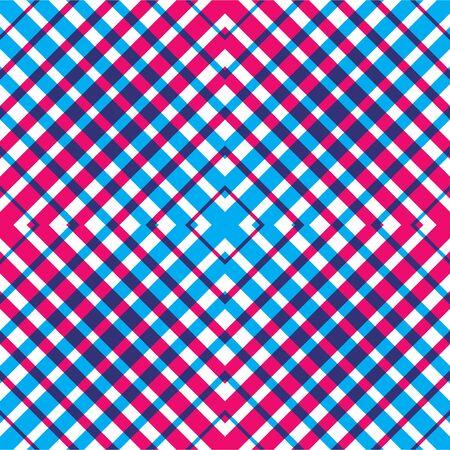 Seamless grid background, geometric abstract vector pattern. Simple minimalist design. Illustration
