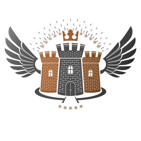 Ancient Bastion emblem.
