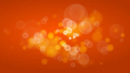 Beautiful bokeh blurred lights vector abstract background with defocused transparent lights effect.