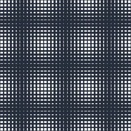 Abstract crossed lines seamless pattern, vector background with cross stripes, lined design minimalistic wallpaper or textile print.
