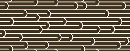 Seamless lines pattern, stripy geometric vector abstract background, linear stripy net, optical maze, web network. Illustration