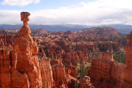 thor's: Thors Hammer in Bryce Canyon