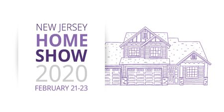 Banner new jersey home show 2020 february 21-23.