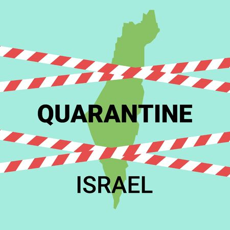 Coronavirus in Israel, country is quarantined.