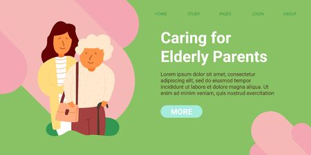 Poster is written caring for elderly parents.