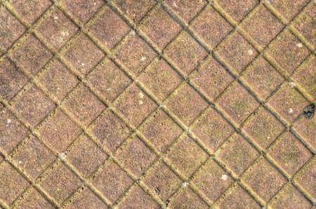 Steel floor texture Stock Photo