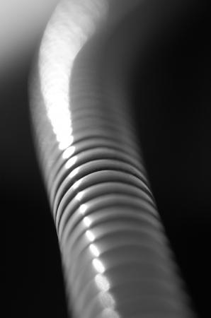 elasticidad: Resumen del muelle en espiral Foto de archivo