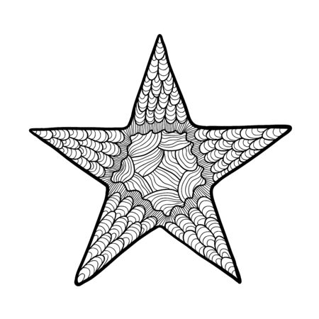 Vector of Star