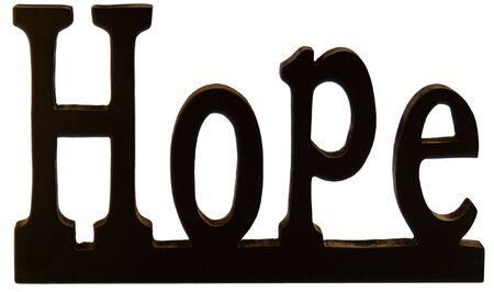 Hope sign Stock Photo - 5029489