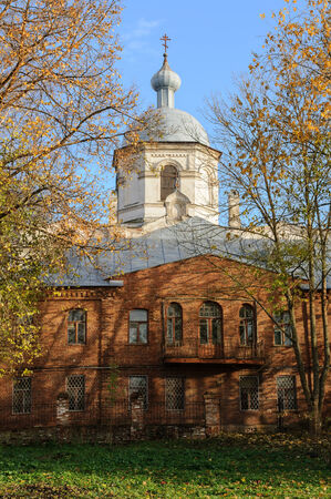 inactive: Cathedral of the Descent of the Holy Spirit in Veliky Novgorod